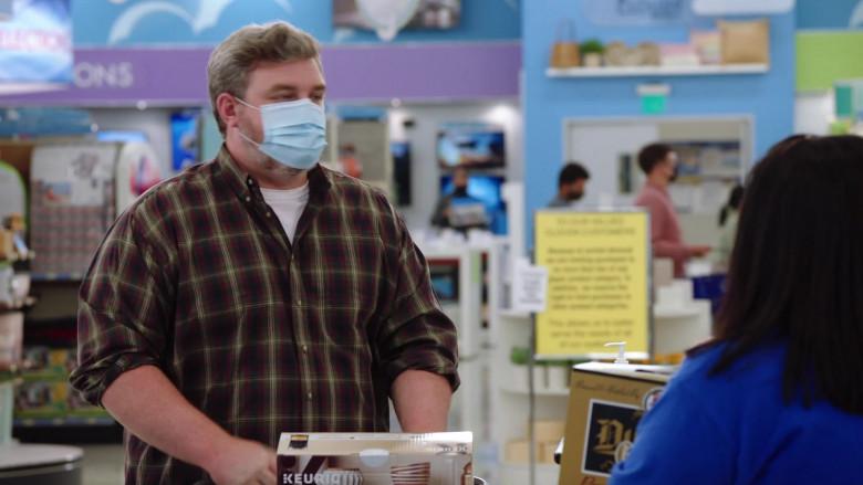 Keurig in Superstore S06E01 TV Series (2)