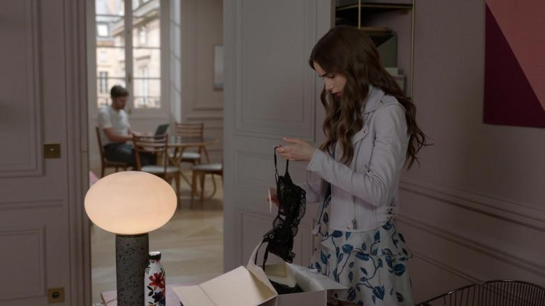 La Perla Lingerie in Emily in Paris S01E03 Sexy or Sexist (2)