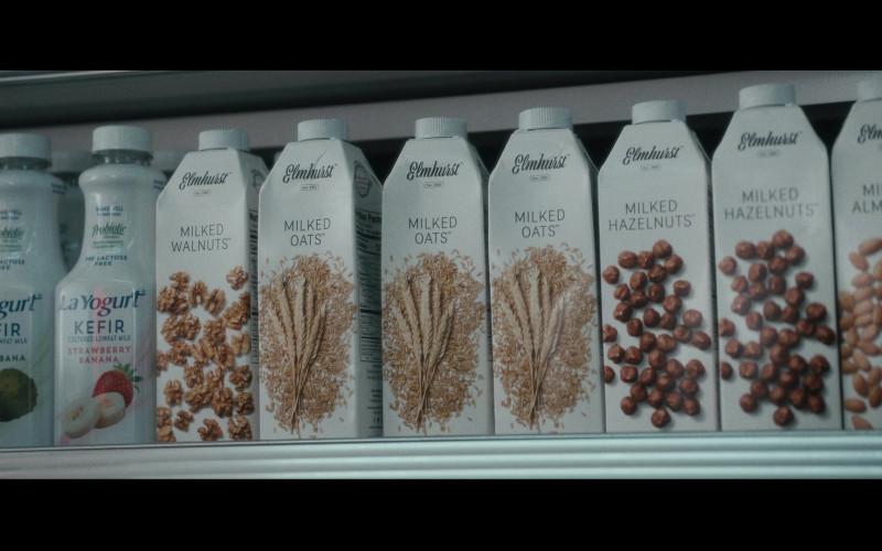 La Yogurt Kefir and Elmhurst Plant-Based Milks in Vampires vs. the Bronx (1)