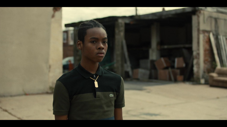 Lacoste Polo Shirt Outfit of Jahi Di'Allo Winston as Mouse in Charm City Kings (2)