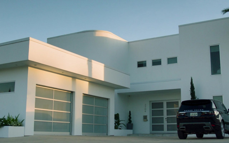 Land Rover Range Rover Sport Black Car in Evil Eye (2020)