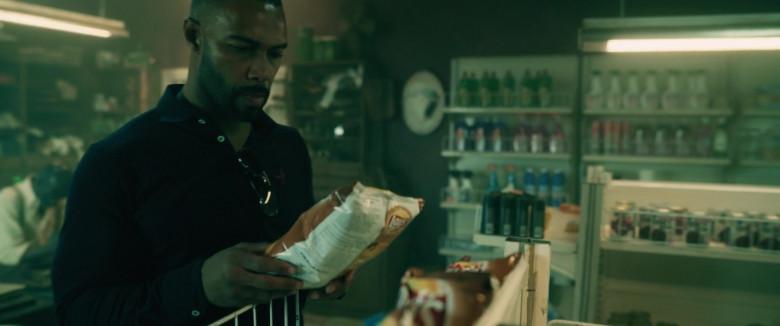 Lay's Chips Held by Omari Hardwick as Marquis T. Woods in Spell 2020 Movie (1)