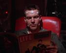 Life Magazine of Dennis Quaid as Gordo Cooper in The Right S...
