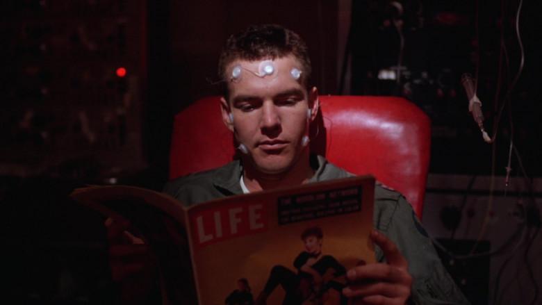 Life Magazine of Dennis Quaid as Gordo Cooper in The Right Stuff 1983 Movie (1)