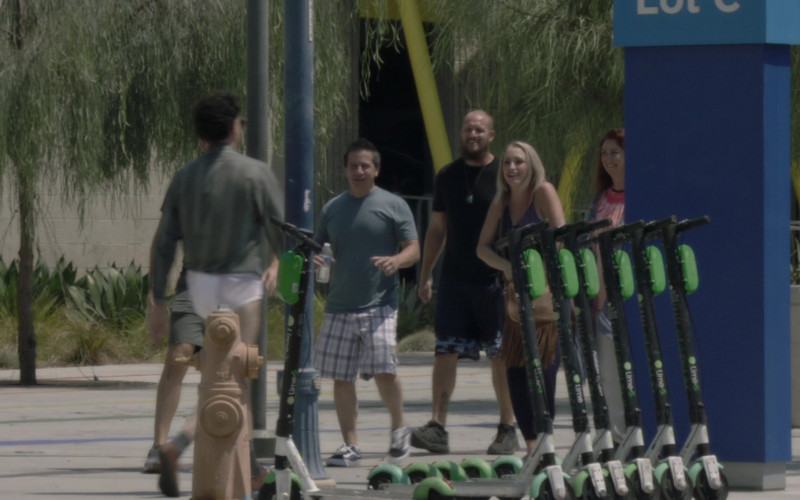 Lime Scooters in Borat Subsequent Moviefilm (2020)