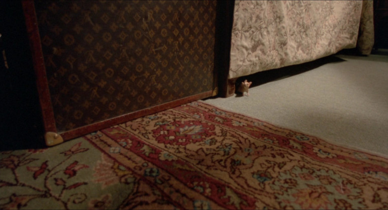 Louis Vuitton Luggage and Bags in The Witches 1990 Movie (2)