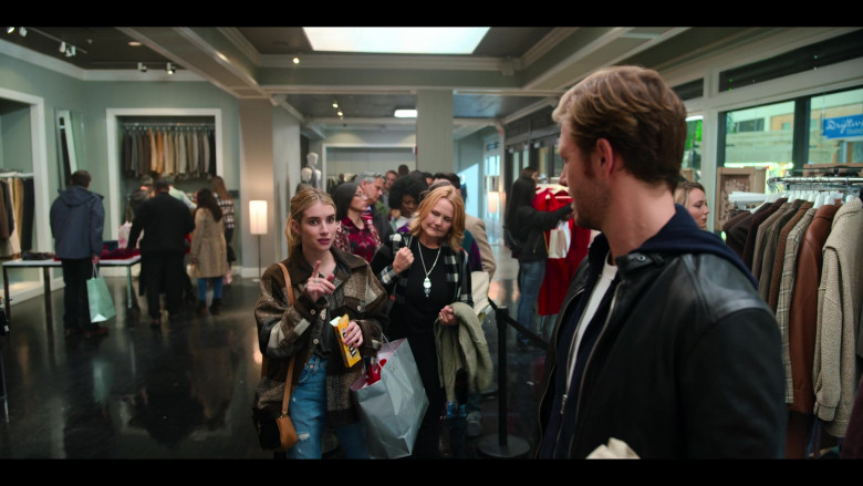 M&M'S Candies of Emma Roberts as Sloane in Holidate Film