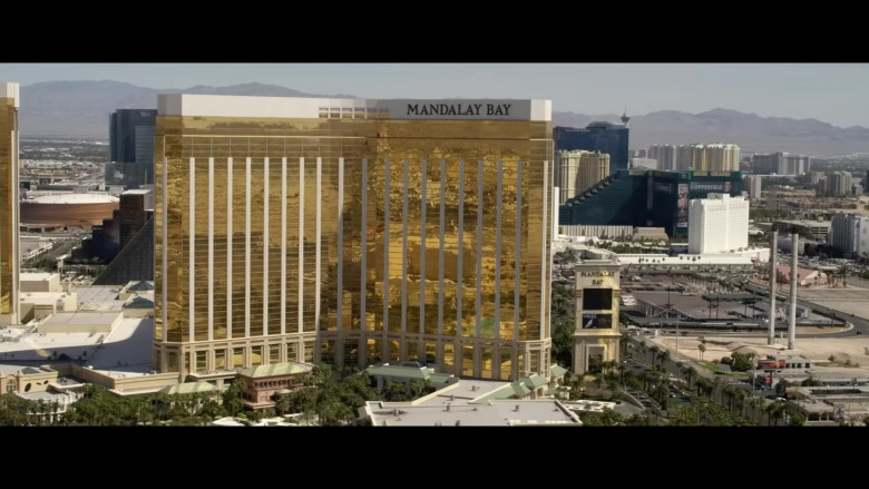 Mandalay Bay Resort and Casino in Embattled (2020) Movie