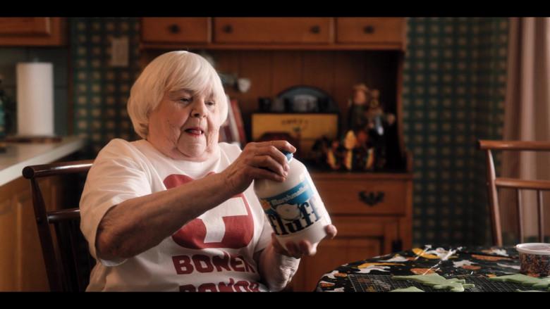 Marshmallow Fluff in Hubie Halloween Movie by Netflix (1)