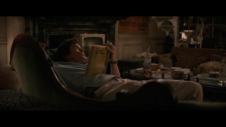 Martell Cognac Bottle of Matt Bomer as Donald in The Boys in the Band (2020)