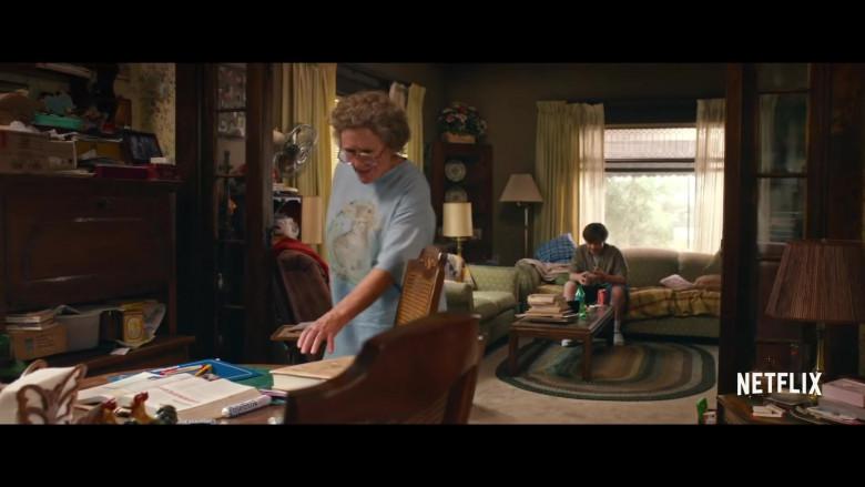 Mentos Mints of Glenn Close as Mamaw Vance in Hillbilly Elegy Movie