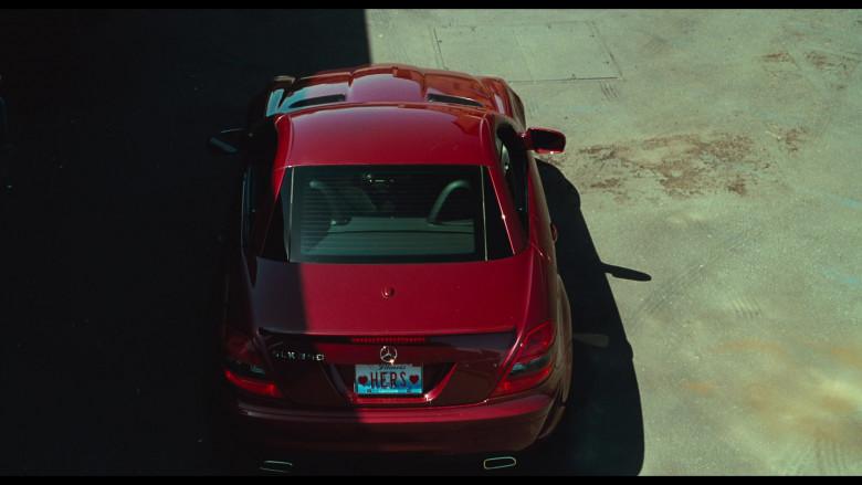 Mercedes-Benz SLK 350 [R171] Red Car of Cameron Diaz as Elizabeth Halsey in Bad Teacher Movie (5)