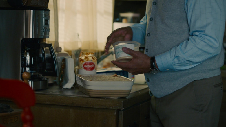 Mezzetta in This Is Us S05E02 Forty Part Two (2020)