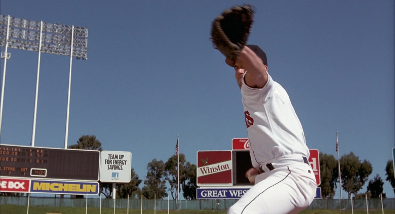 Michelin and Winston in Angels in the Outfield (1994)