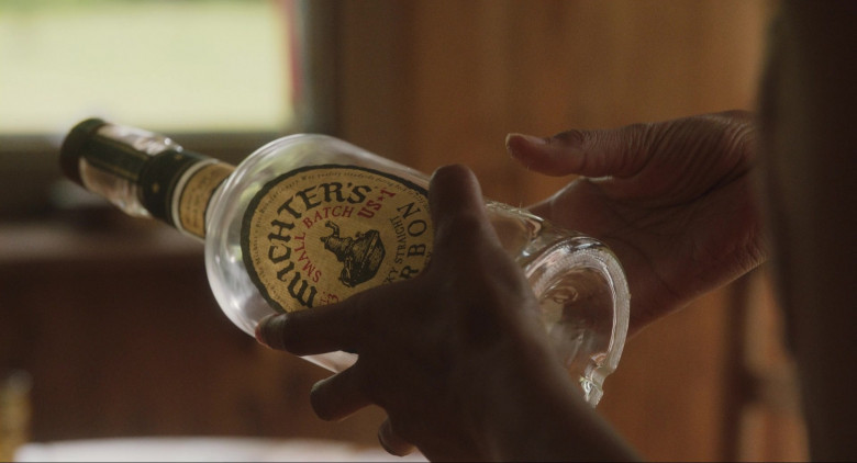 Michter's Bourbon in Save Yourselves! (2)