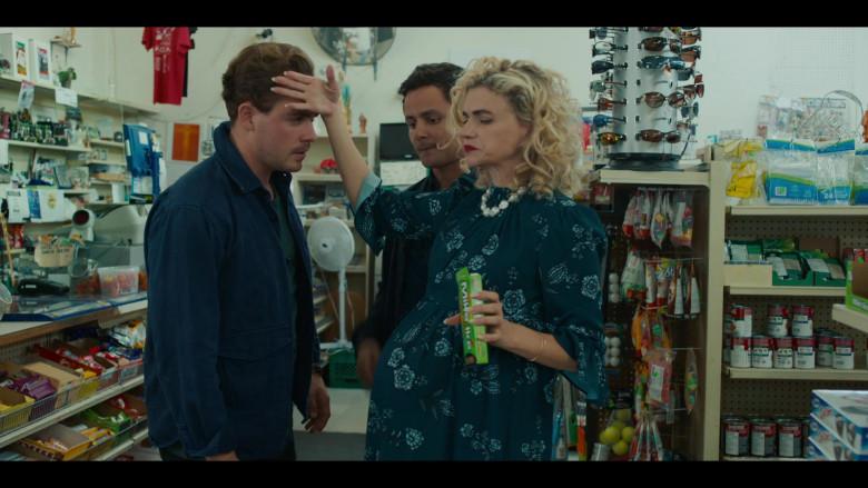 Mike & Ike Candies Enjoyed by Megan Ferguson as Randy in The Broken Hearts Gallery 2020 Film (2)