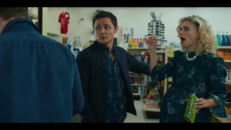 Mike & Ike Candies Enjoyed by Megan Ferguson as Randy in The Broken Hearts Gallery 2020 Film (3)