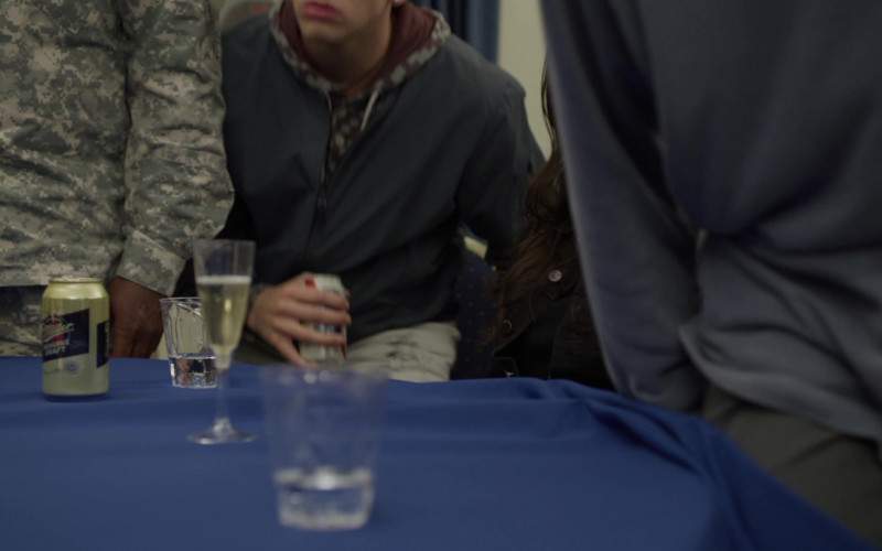 Miller Genuine Draft Beer Can in We Are Who We Are Ep. 7