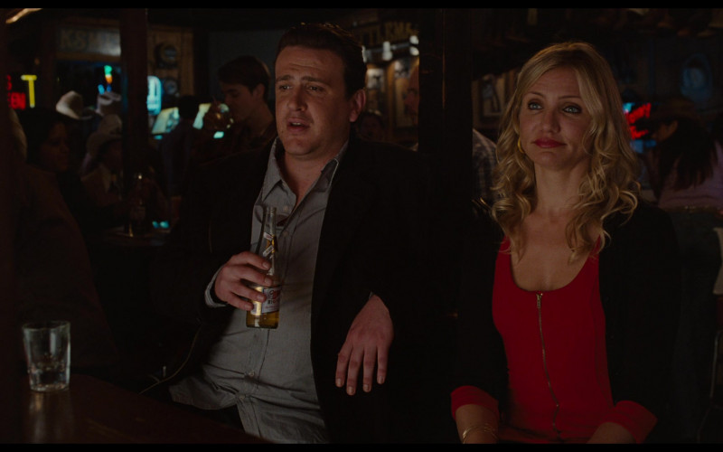 Miller High Life Beer Enjoyed by Jason Segel as Russell Gettis in Bad Teacher (2011)