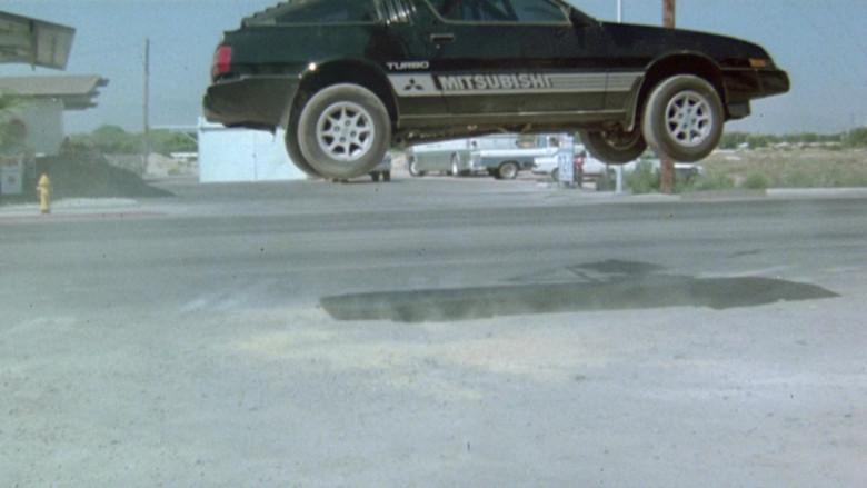 Mitsubishi Starion Car in Cannonball Run II (3)