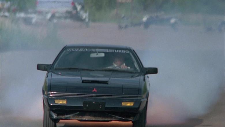 Mitsubishi Starion Car in Cannonball Run II (5)