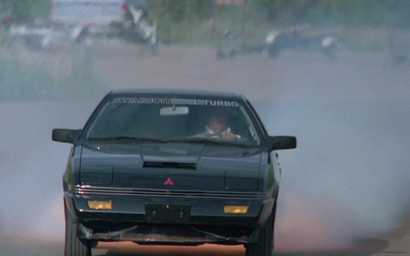 Mitsubishi Starion Car in Cannonball Run II (5)