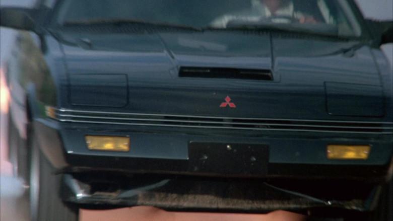 Mitsubishi Starion Car in Cannonball Run II (6)