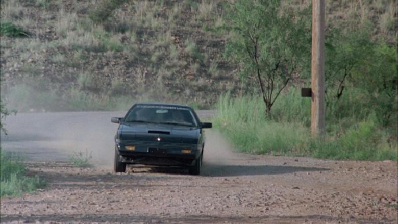 Mitsubishi Starion Car in Cannonball Run II (7)