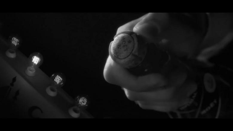 Moët & Chandon Champagne Bottle in Mank (2020)