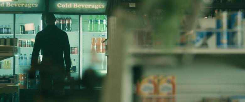 Monster Energy, Coca-Cola, Fanta, Pepsi in Spell (2020)