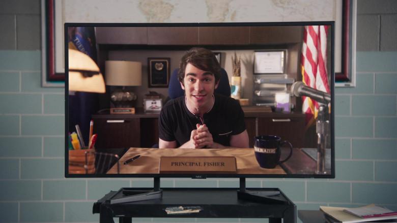 NEC TV in American Pie Presents Girls' Rules (2020)