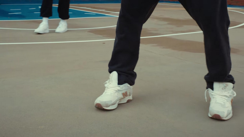 New Balance 650 x No Vacancy Inn Sneakers of Jack Harlow in Tyler Herro