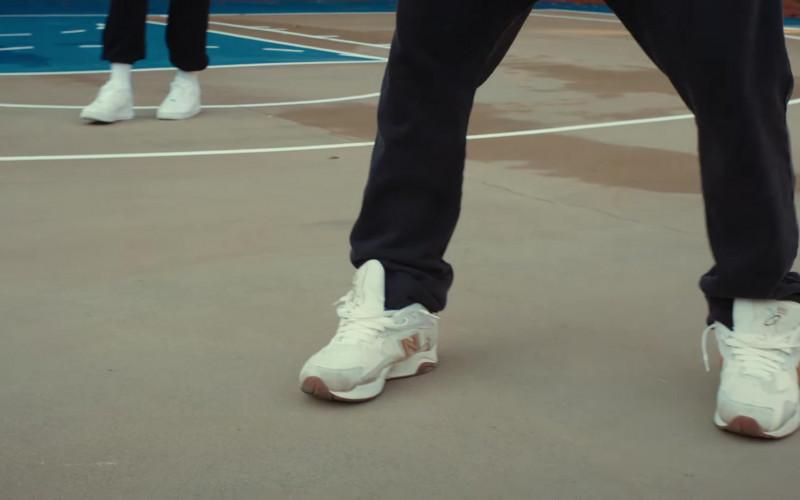 New Balance 650 x No Vacancy Inn Sneakers of Jack Harlow in Tyler Herro