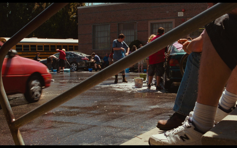 New Balance White Sneakers in Bad Teacher (2011)