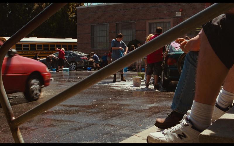 New Balance White Sneakers in Bad Teacher (2011)