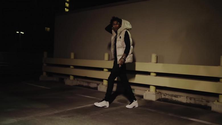 Nike Air Jordan Sneakers of NBA Youngboy in The Story of O.J. (Top Version) (2020) Music Video