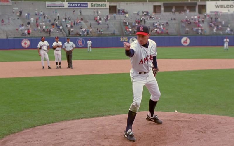 Nike Baseball Cleats of Neal McDonough as Whitt Bass in Angels in the Outfield