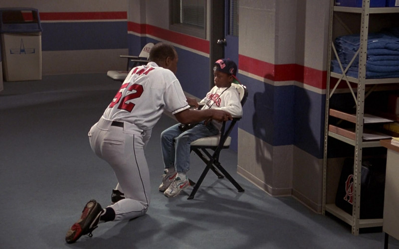 Nike Baseball Shoes of Danny Glover as George Knox in Angels in the Outfield (1994)