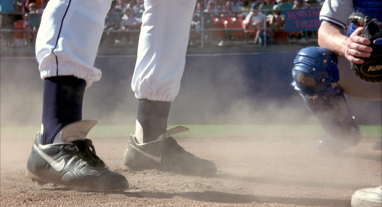 Nike Black Baseball Cleats in Angels in the Outfield (1)