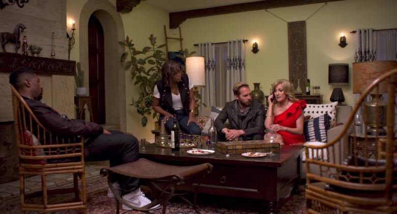 Nike Court Sneakers of Deon Cole as Dan in Friendsgiving Movie (2)