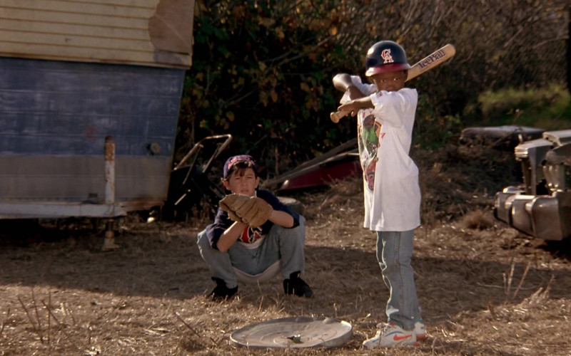 Nike Sneakers Worn by Milton Davis Jr. as J.P. in Angels in the Outfield Movie (1)