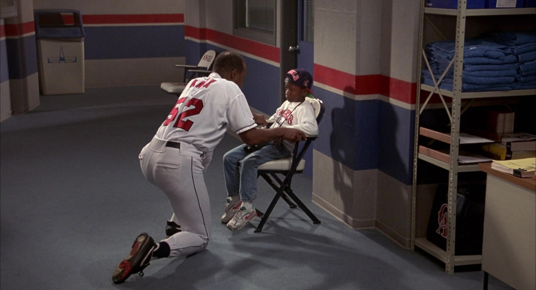 Nike Sneakers Worn by Milton Davis Jr. as J.P. in Angels in the Outfield Movie (2)