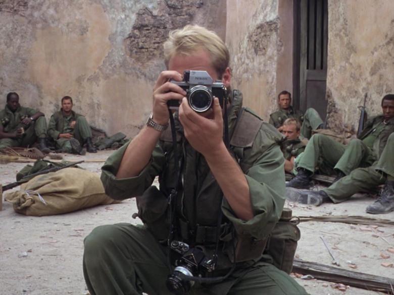 Nikon Cameras in Full Metal Jacket (4)