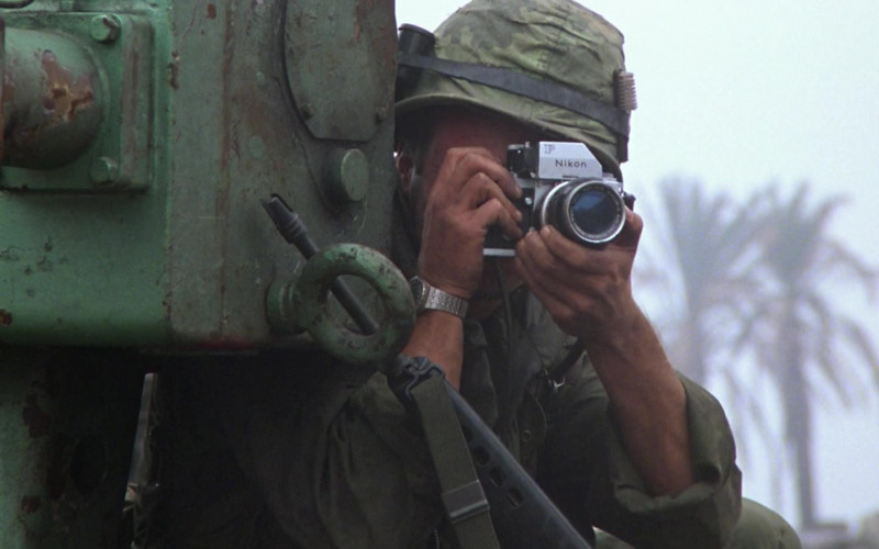 Nikon Cameras in Full Metal Jacket (5)