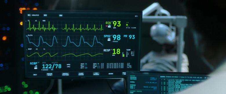 Onn. Monitor Used by Phylicia Rashad as Lillian in Black Box Movie (1)