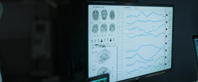 Onn. Monitor Used by Phylicia Rashad as Lillian in Black Box Movie (2)