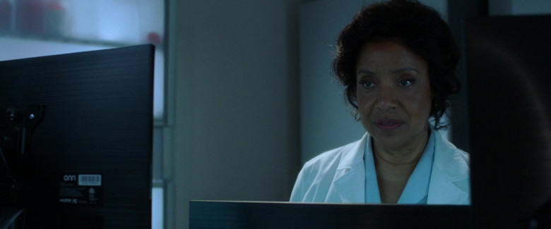 Onn. Monitor Used by Phylicia Rashad as Lillian in Black Box Movie (3)