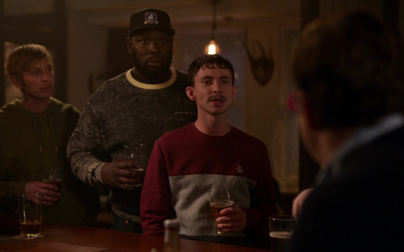 Original Penguin Men's Sweatshirt in Ted Lasso S01E10