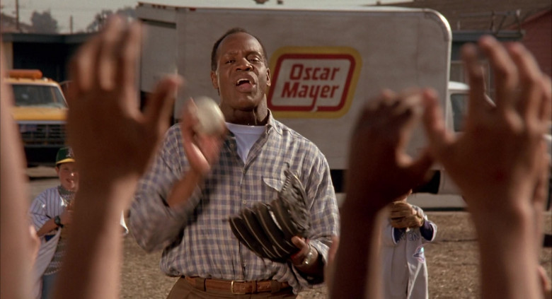 Oscar Mayer in Angels in the Outfield (1994)