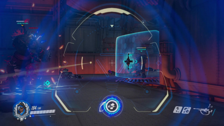 Overwatch Video Arcade Game in Social Distance S01E07 (1)